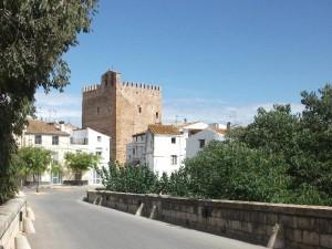 Photo of La Galera from across the bridge