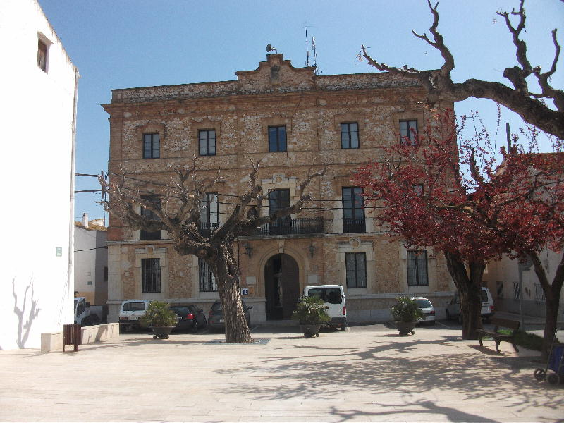 La Galera Town Hall