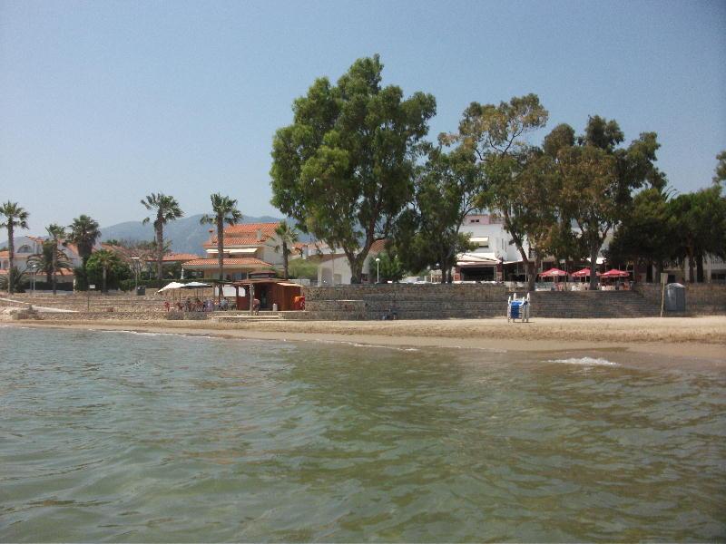 Beach at San Carles