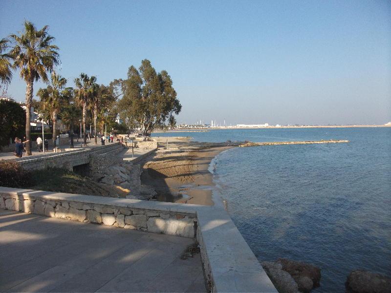 San Carles view