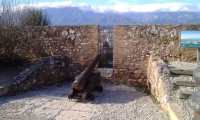 Tortosa over the ramparts
