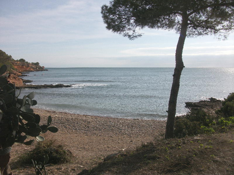 Coast near L'Ampolla