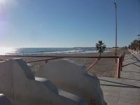 Vinaros sea front