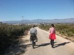 La Galera from a walk on the Montsia hills